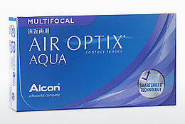 隱形眼鏡 Alcon AIR OPTIX AQUA MULTIFOCAL (AIR OPTIX AQUA MULTIFOCAL AOM6H)