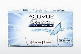 隱形眼鏡 Johnson & Johnson ACUVUE ADVANCE for ASTIGMATISM AGT-6P-REV