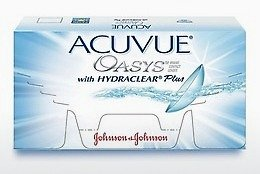 隱形眼鏡 Johnson & Johnson ACUVUE OASYS for ASTIGMATISM CYP-6P-REV