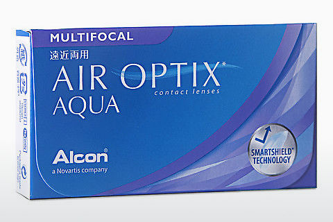 隐形眼镜 Alcon AIR OPTIX AQUA MULTIFOCAL (AIR OPTIX AQUA MULTIFOCAL AOM6H)