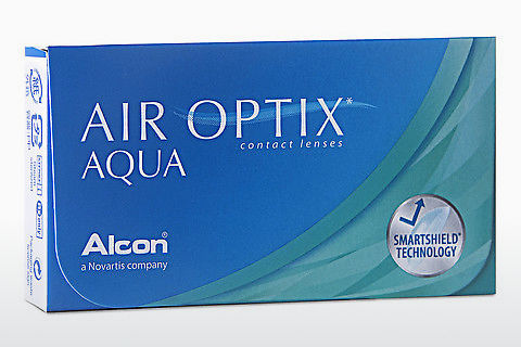 隱形眼鏡 Alcon AIR OPTIX AQUA (AIR OPTIX AQUA AOA6)