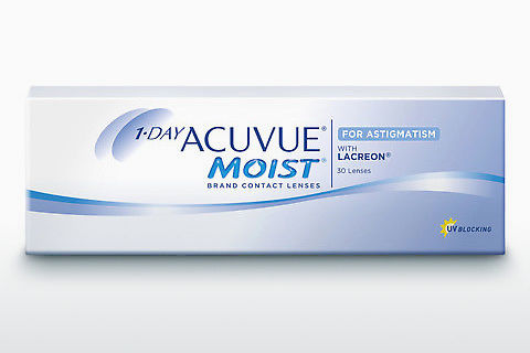 隱形眼鏡 Johnson & Johnson 1 DAY ACUVUE MOIST for ASTIGMATISM 1MA-30P-REV