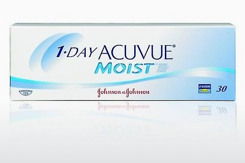 隱形眼鏡 Johnson & Johnson 1 DAY ACUVUE MOIST 1DM-90P-REV