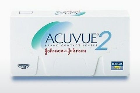 Contact Lenses Johnson & Johnson ACUVUE 2 (ACUVUE 2 AV2-6P-REV)