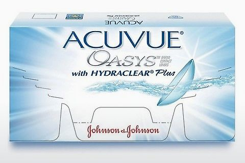 隐形眼镜 Johnson & Johnson ACUVUE OASYS for ASTIGMATISM CYP-12P-REV