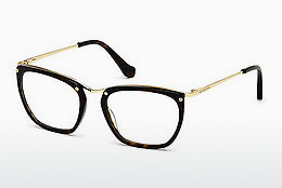 Eyewear Balenciaga BA5047 052 - Brown, Dark, Havana