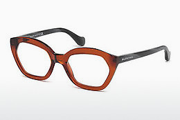 Eyewear Balenciaga BA5060 048 - Brown, Dark, Shiny