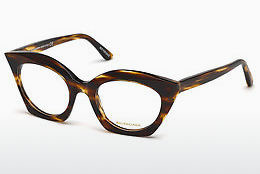 Eyewear Balenciaga BA5077 050 - Brown, Dark