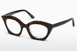 Eyewear Balenciaga BA5077 052 - Brown, Dark, Havana