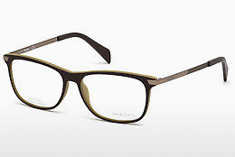 Eyewear Diesel DL5218 049 - Brown, Dark, Matt