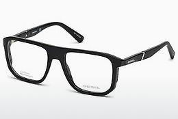 Eyewear Diesel DL5254 001 - Black, Shiny
