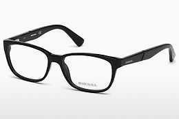 Eyewear Diesel DL5265 001 - Black, Shiny
