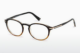 Eyewear Ermenegildo Zegna EZ5042 050 - Brown, Dark