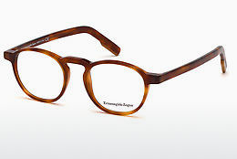 Eyewear Ermenegildo Zegna EZ5144 053 - Havanna, Yellow, Blond, Brown