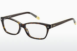 Eyewear Fossil FOS 6003 GVL - Brown, Havanna, Grey