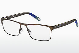 Eyewear Fossil FOS 6015 GXK - Brown, Blue, Grey
