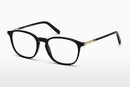 Eyewear Mont Blanc MB0539 001 - Black, Shiny