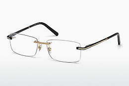 Eyewear Mont Blanc MB0577 001 - Black, Shiny