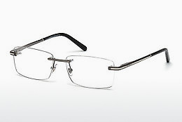 Eyewear Mont Blanc MB0577 008 - Grey, Shiny