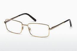 Eyewear Mont Blanc MB0578 048 - Brown, Dark, Shiny