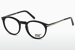 Eyewear Mont Blanc MB0625 A01 - Black, Shiny