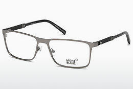 Eyewear Mont Blanc MB0674 013 - Grey, Dark, Matt