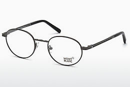 Eyewear Mont Blanc MB0730 008 - Grey, Shiny