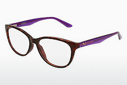 Eyewear Puma PE0033O 004 - Brown, Havanna