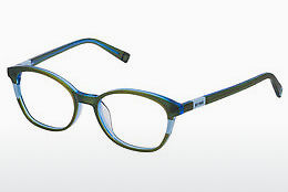 Eyewear Sting VST164 0GG2 - Grey, Blue, Brown
