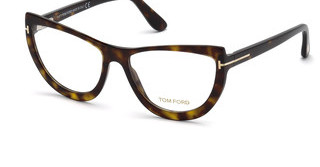 Tom Ford FT5519 052 havanna dunkel