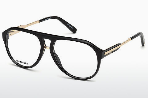 Eyewear Dsquared DQ5242 001
