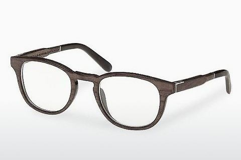专门设计眼镜 Wood Fellas Bogenhausen (10911 black oak)