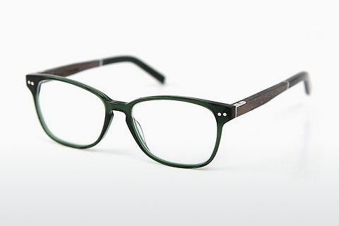 专门设计眼镜 Wood Fellas Sendling Premium (10937 grey oak/crystal green)