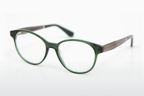 专门设计眼镜 Wood Fellas Haldenwang (10972 grey oak/crystal green)