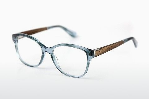 专门设计眼镜 Wood Fellas Rosenberg Premium (10993 walnut)
