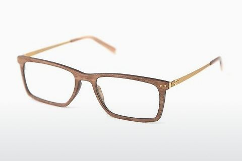 专门设计眼镜 Wood Fellas Maximilian Air (10996 walnut)