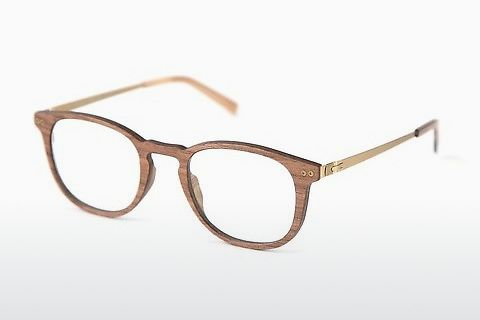 专门设计眼镜 Wood Fellas Bogenhausen Air (10997 walnut)