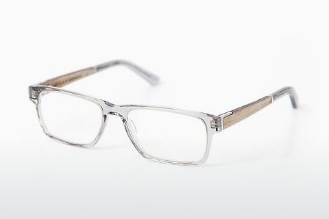 专门设计眼镜 Wood Fellas Maximilian (10999 oak/crystal grey)