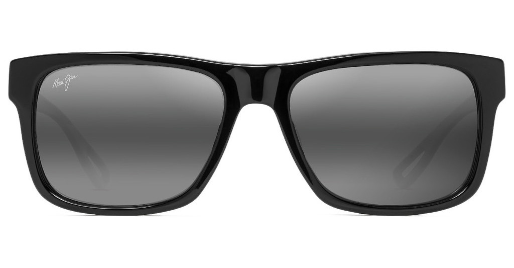 Maui Jim   Chee Hoo! 765-02 Neutral GreyGloss Black