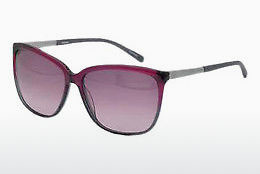 Ophthalmic Glasses Bogner BG028 C - Purple, Black