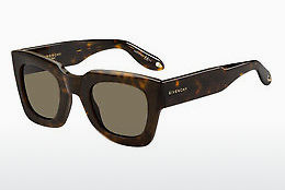 Ophthalmic Glasses Givenchy GV 7061/S 086/70 - Brown, Havanna