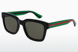 Ophthalmic Glasses Gucci GG0001S 002 - Black