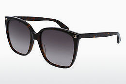 Ophthalmic Glasses Gucci GG0022S 003