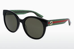 Ophthalmic Glasses Gucci GG0035S 002 - Black