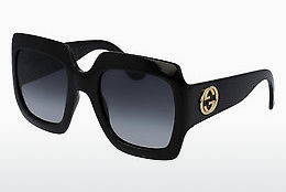 Ophthalmic Glasses Gucci GG0053S 001 - Black