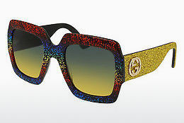 Ophthalmic Glasses Gucci GG0102S 005 - Multi-coloured