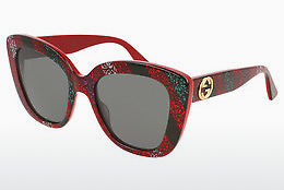 Ophthalmic Glasses Gucci GG0327S 005 - Multi-coloured