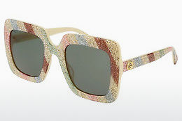 Ophthalmic Glasses Gucci GG0328S 004 - Multi-coloured