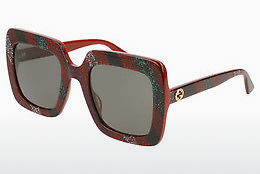 Ophthalmic Glasses Gucci GG0328S 005 - Multi-coloured