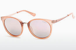 Ophthalmic Glasses Guess GU7459 72C - Gold, Rosa